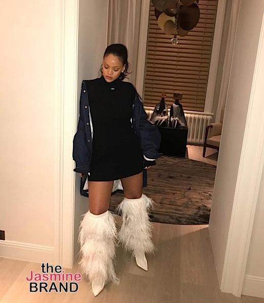 Rihanna Bobby Brown Cardi B Amp Offset Quot Scandal Quot Squad