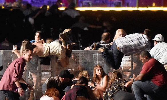 At Least 50 Dead, 200 Injured In Mass Las Vegas Shooting [VIDEO]