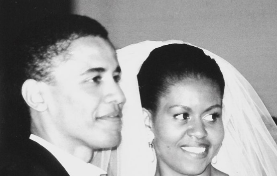 Michelle Obama's Sweet Anniversary Message To Hubby Barack Obama!