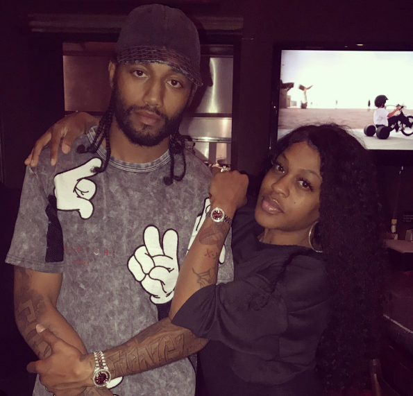 Lil Mo & Husband Join 'Love & Hip Hop: NY'