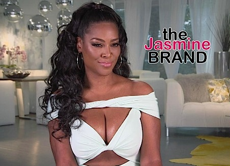 Kenya Moore May Phased Off Real Housewives of Atlanta