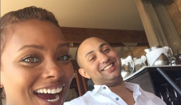 Eva Marcille To Politician Boyfriend: You're the man of my dreams.