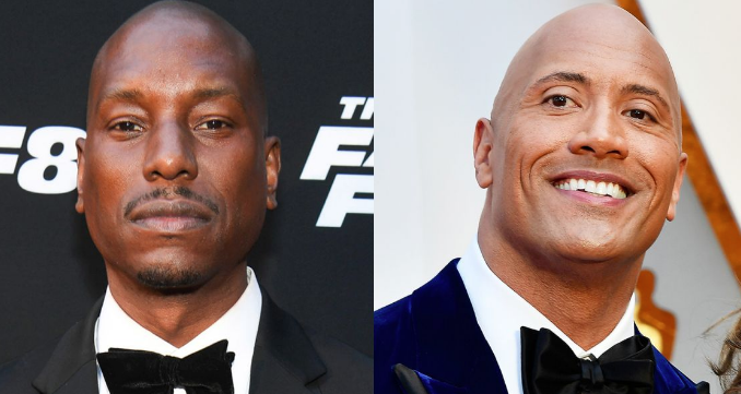 "Tyrese Continues To Trash The Rock: ""You broke up the Fast Family!"""