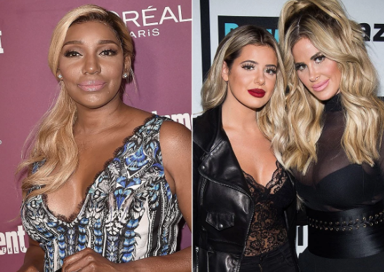 NeNe Leakes & Kim Zolciak Feud Over Roach Video: It fell out your daughter's p*ssy!