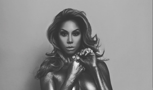 Tamar Braxton Shoots Down Photoshop Rumors [VIDEO]