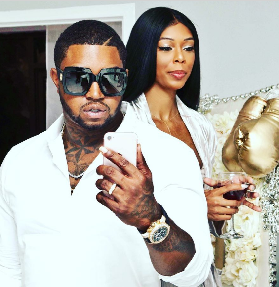 Love & Hip Hop Atlanta's Scrappy Confirms Secret Marriage to Bambi