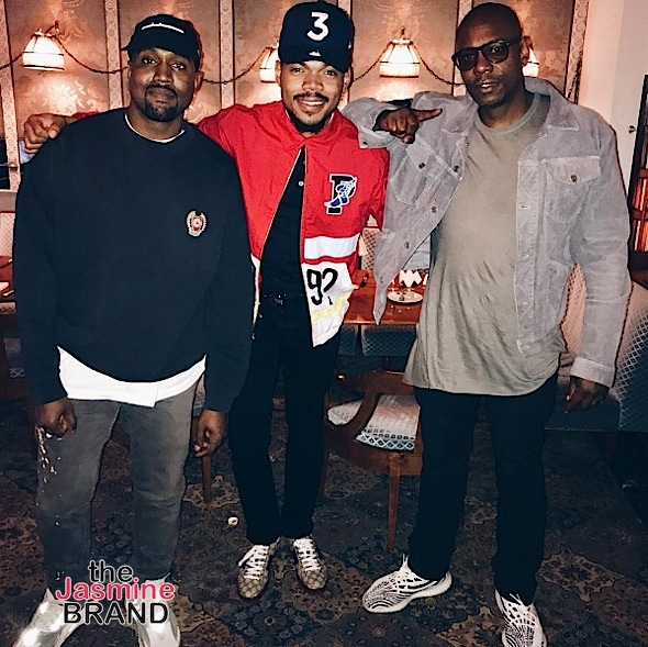 T.I. Shops In Beverly Hills, Jaden Smith At LAX, Dr. Dre Hits Studio w/ Scott Storch + Chance the Rapper Lunches w/ Kanye & Dave Chappelle