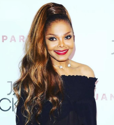 Janet Jackson Serves Revenge Body! [Photos]