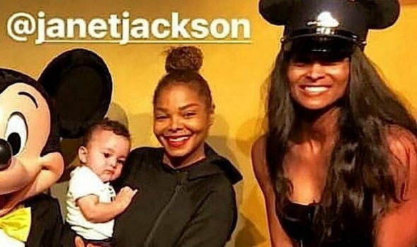 Birdman Says Goodbye To Gold Teeth, Serena Williams & Baby Alexis, Janet Jackson & Ciara Go To Disney + Drake Visits Odell Beckham