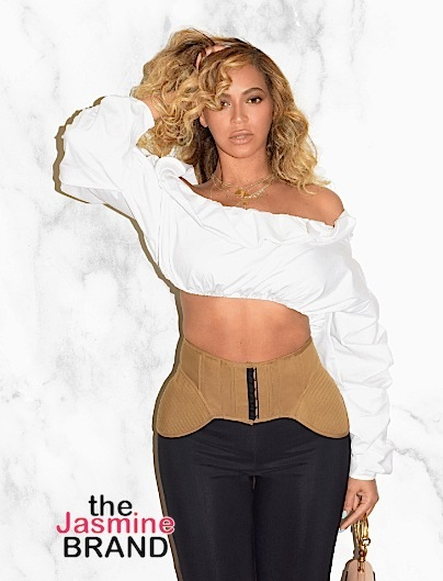 Beyonce's Bares Flat Stomach In Latest Shoot, Rocking: Chiaraboni, Chloe and Ellery [#TJBFashion]