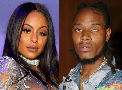 Alexis Skyy Threatens To Take Baby Daddy Fetty Wap To Court