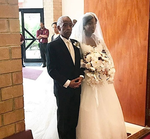 Al Sharpton's Daughter Gets Married!