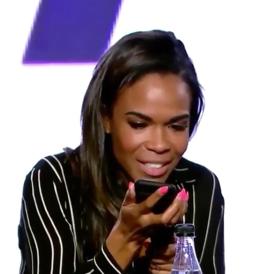 Michelle Williams Pretends To Call Beyonce, Gets Singer's Fake Voice Mail