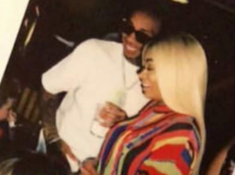 Blac Chyna & Tyga – Nanny Convinces Couple To End Feud [Photos]