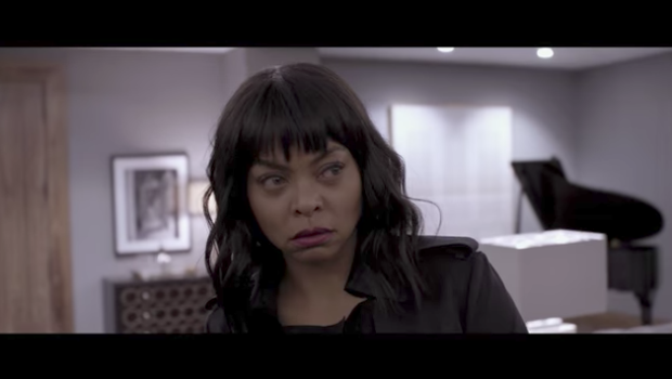 "Tyler Perry's ""Acrimony"" Trailer Starring Taraji P. Henson"