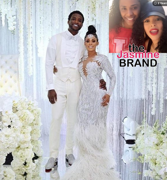 Gucci Mane's Wife Keyshia Ka'oir Sister: I wasn't invited to the wedding.