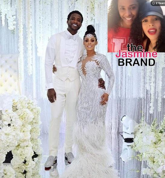 Gucci Mane's Wife Keyshia Ka'oir Sister: I wasn't invited to the wedding.