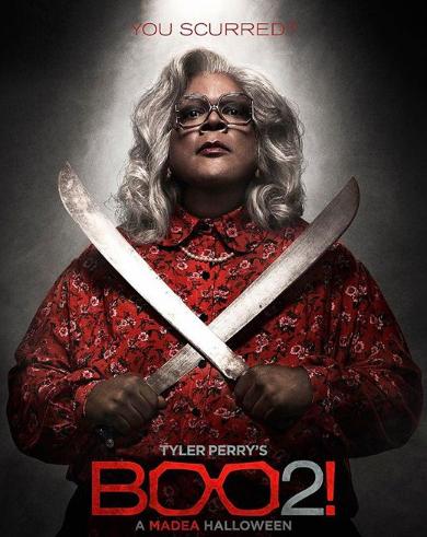 Tyler Perry's 'Boo 2! A Madea Halloween' Makes $760k On Thursday Night