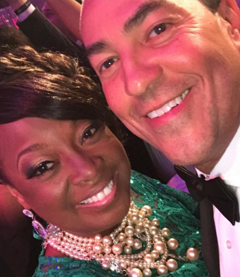 Star Jones Engaged To Boyfriend Ricardo Lugo