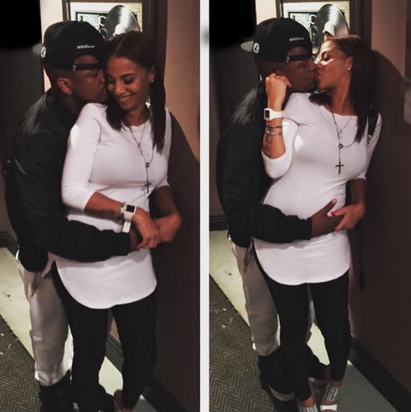 NeYo & Wife Announce Pregnancy, Singer's Ex Monyetta Shaw Shares Her Excitement