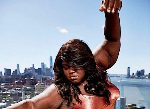 Gabby Sidibe Stars In 'Refinery 29' Shoot [Spotted. Stalked. Scene.]