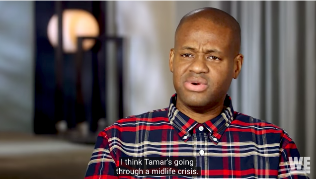 Tamar Braxton Going Through Midlife Crisis, According To Husband Vince Herbert ['Tamar & Vince' Trailer]