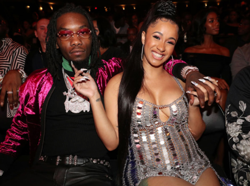 Cardi B & Offset Reality Wedding Special Underway