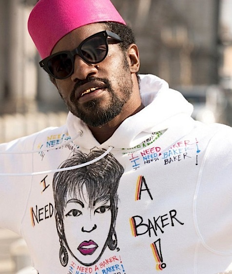 Andre 3000 On Dropping Out of High School, Having Anxiety & His Mother Revealing She Smoked Crack