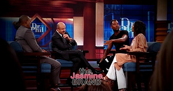 Reality Star Moniece Slaughter Confronts Mentally Ill Brother on 'Dr Phil'