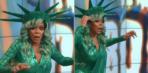 Wendy Williams Faints On TV [VIDEO]