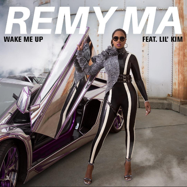Remy Ma Teases New Song w/ Lil Kim [Photo]