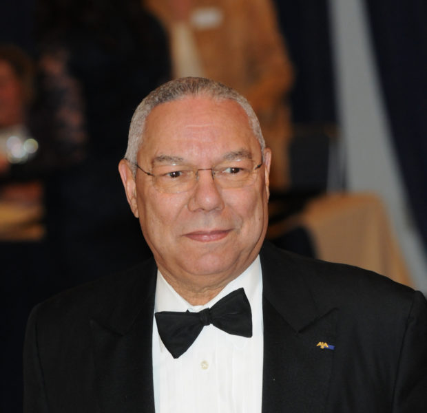 Colin Powell, 1st Black US Secretary Of State, Dies Of COVID-19 Complications At 84 [CONDOLENCES]
