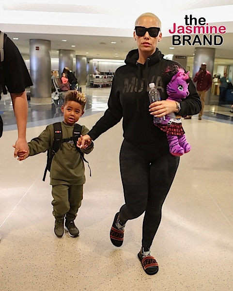 Cicely Tyson, Niecy Nash & Shonda Rhimes Celebrate 'Women In Hollywood' + Amber Rose & Baby Bash At LAX