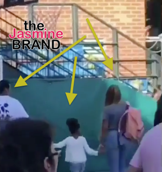 Cute! Beyonce & Jay-Z Drop Blue Ivy Off For School