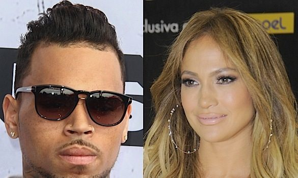 Chris Brown On J.Lo: I want her. She can get it anytime.