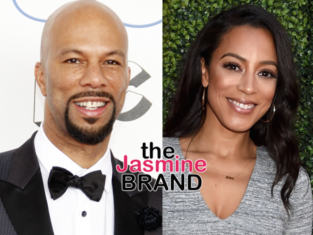 Common Finally Confirms Relationship w/ Angela Rye: She's wonderful.