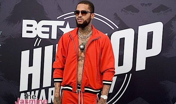 Dave East Accused of Stealing Artist Design & Selling It As Merch [Photos]