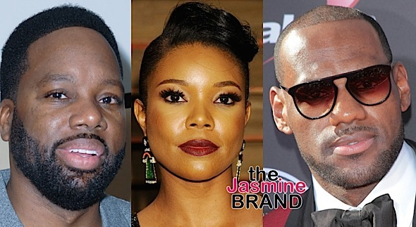 Gabrielle Union & Lebron James To Produce Comedy 'White Dave', Based On Life of David E. Talbert