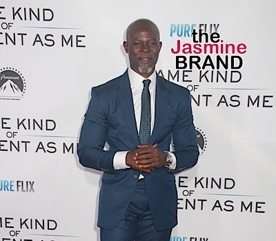 Djimon Hounsou To Star In 'Shazam'