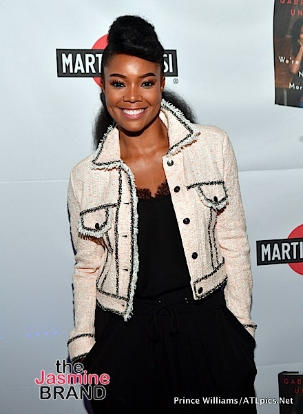 Gabrielle Union Has Suffered 8 or 9 Miscarriages – The 1st One Was Brutal Because We Told Everyone