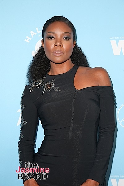 Gabrielle Union Says Nation's Racial Tension & Pandemic Put Her PTSD 'In Overdrive': There's Just Terror In My Body