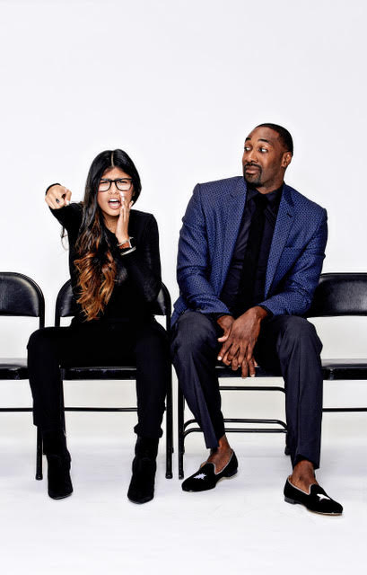 Gilbert Arenas Outed Mia Khalifa As A PR Stunt For New Show