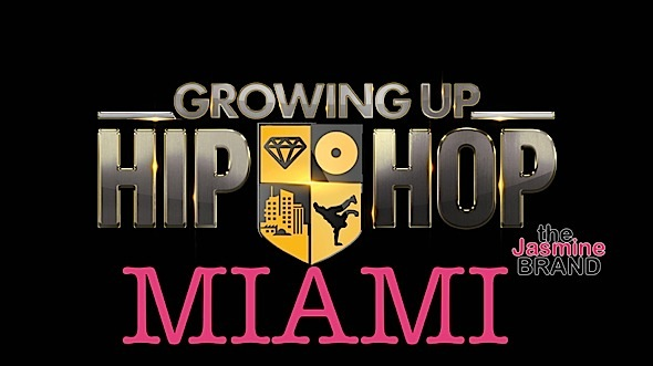 EXCLUSIVE: Growing Up Hip Hop: Miami Spin-Off On The Way! + Rumored Cast: Diddy's Son, DJ Khaled Artist, Fat Joe's Kid