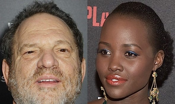 Lupita Nyong'o Says Harvey Weinstein Sexually Harassed Her: I blamed myself for a lot of it.