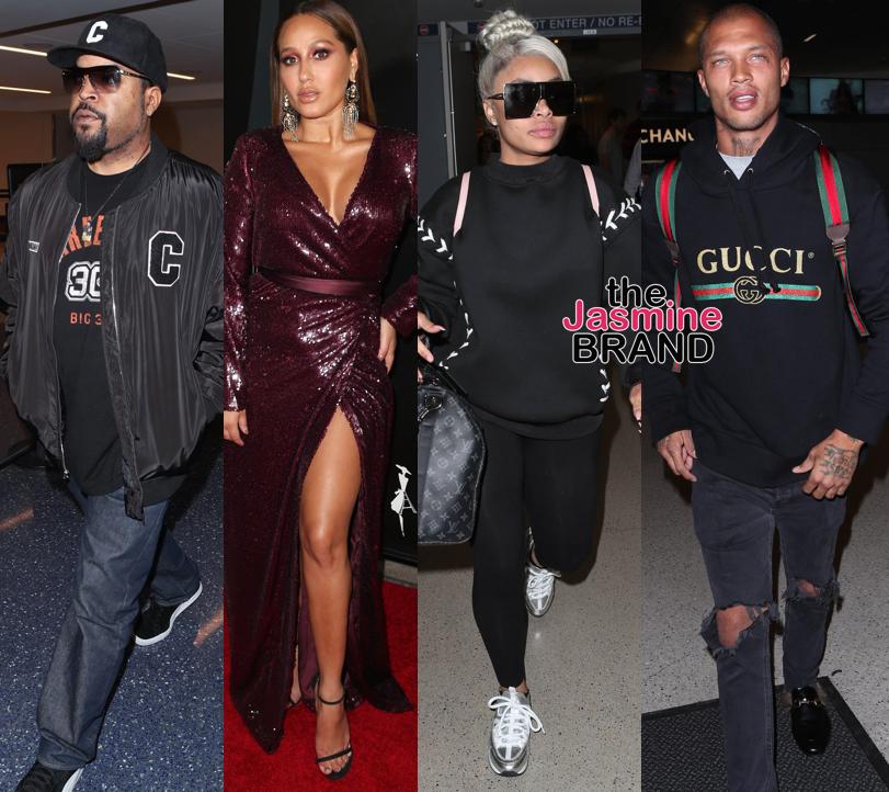 Jason Derulo, Akon, Julissa Bermudez, Ice Cube, Adrienne Bailon, Blac Chyna & Jeremy 'Prison Bae' Meeks