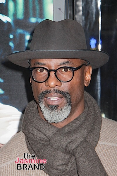 Isaiah Washington Compares Dating A Woman Addicted To Crack, To How Black Democrats Are Attacking Him