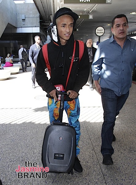 T I  Shops In Beverly Hills, Jaden Smith At LAX, Dr  Dre