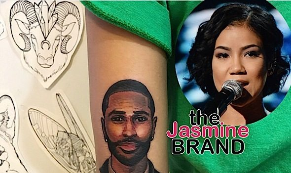 Jhene Aiko Gets Big Sean's Face Tattooed On Her, Week After Divorcing Producer
