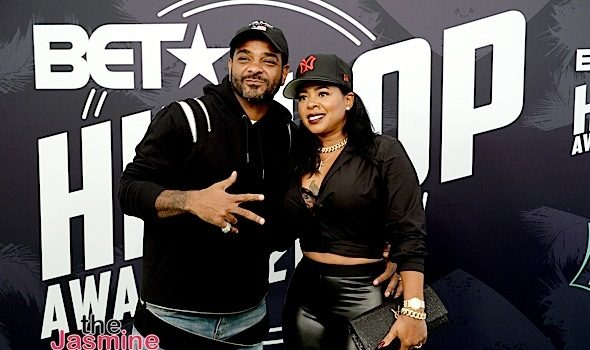 "Chrissy Lampkin Says She & Jim Jones Haven't Made Plans To Get Married: ""It's Not A Priority Right Now"""