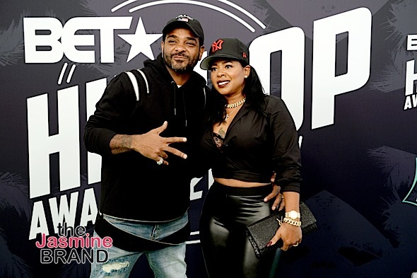 Jim Jones Fiancée Lashes Out After Catching Him Smoking Marijuana: New Year, New Bulls—? [WATCH]
